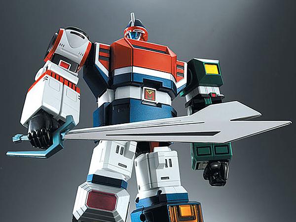 超合金魂 GX-40 六神合体 ゴッドマーズ 超合金魂、最多合体!! 超合金魂、最多合体!TVア