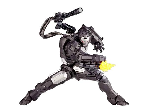 マイクロヤマグチ/リボルミニ rm-006 ウォーマシン 『アイアンマン3』 海洋堂版