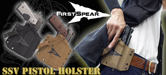 FIRST SPEAR SSV�ۥ륹����